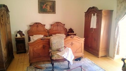 Zámecká ložnice na Plumlově