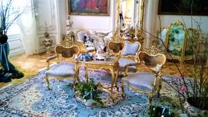 Zlatý salonek - Náměšť na Hané