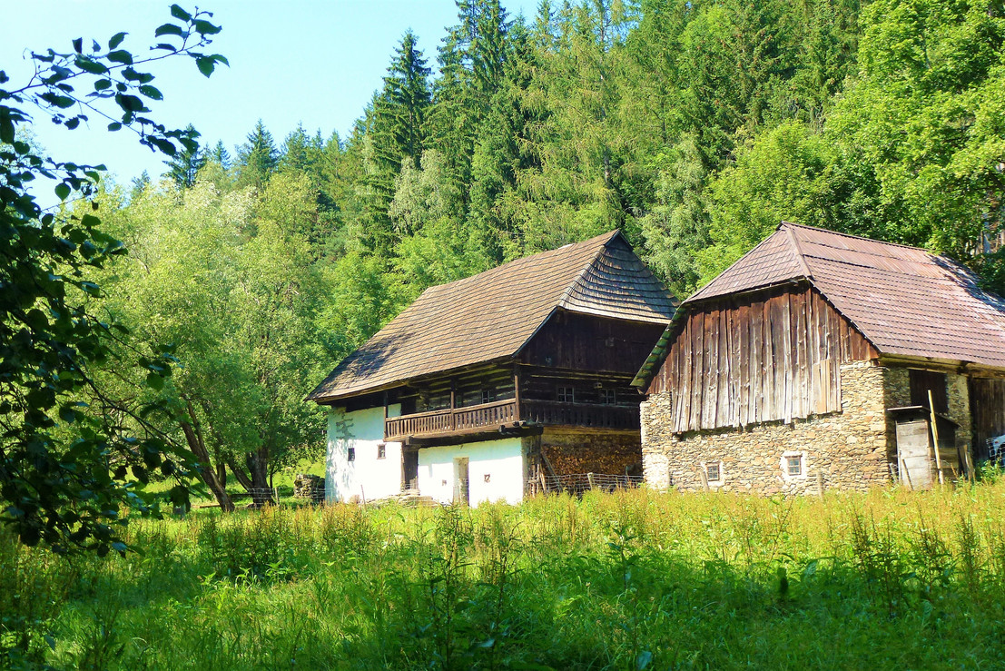 Galerie: Malebnost lokality Sterzmühle