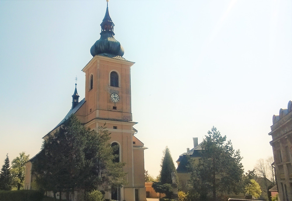 Kostel svatého Ignáce z Loyoly