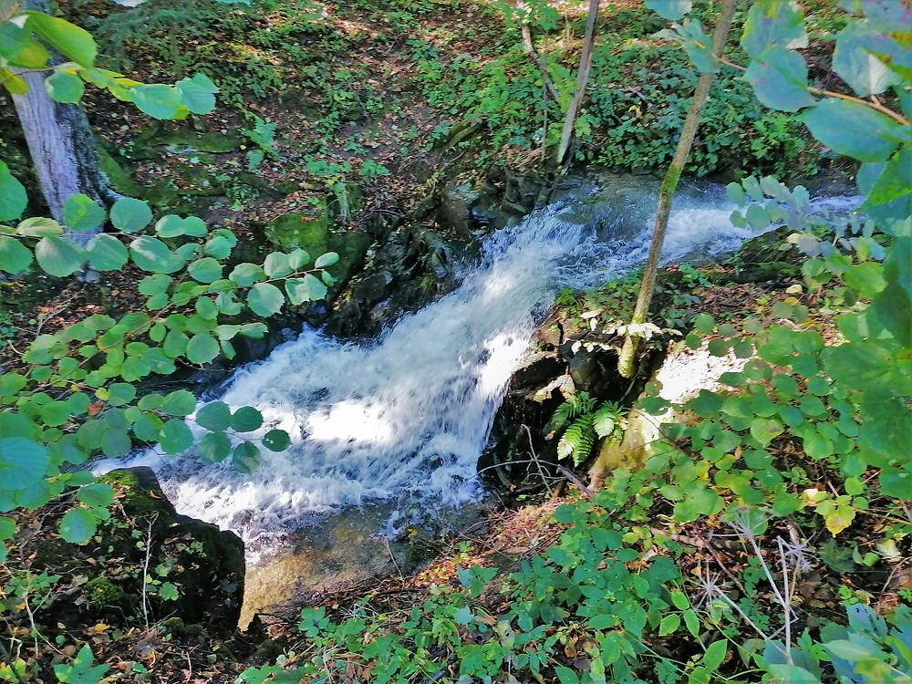 Partutovický vodopád