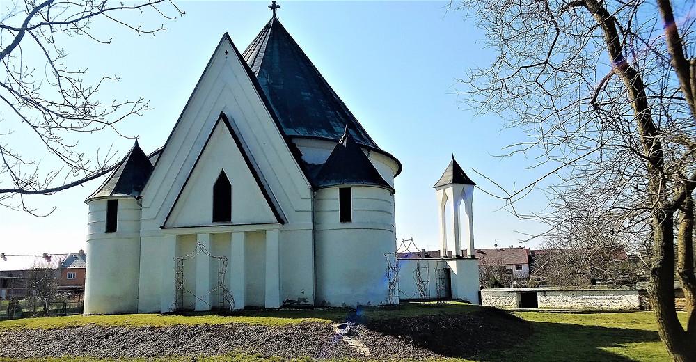 Příkazská kaple svatých Cyrila a Metoděje