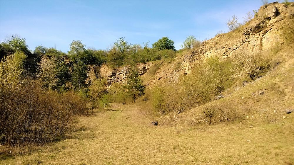 Národní přírodní památka Kosířské lomy