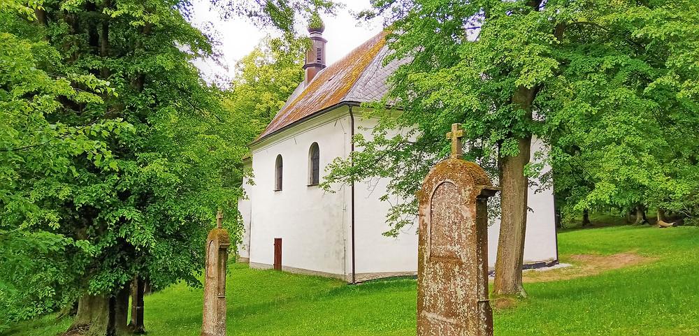 Kostel Božího těla v Bludově