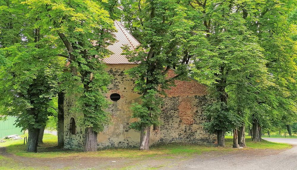 Kostel svatého Michaela archanděla v Bukovině