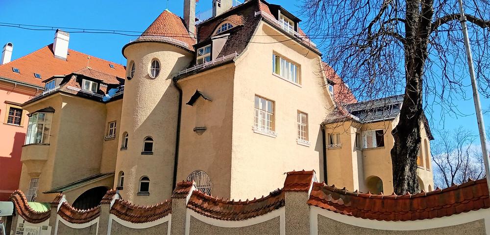 NKP Vila Primavesi v Olomouci