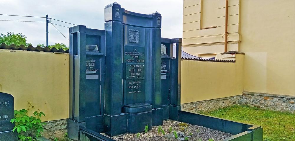 Židovský hřbitov v Šumperku vznikl až v roce 1911