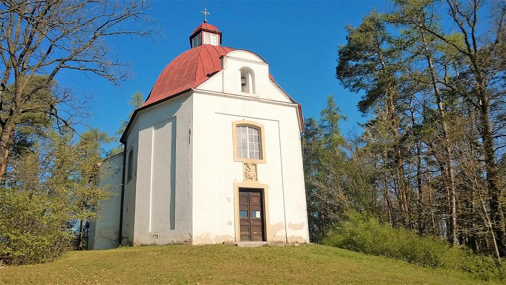 Kaple svatého Antonína Paduánského v Laškově
