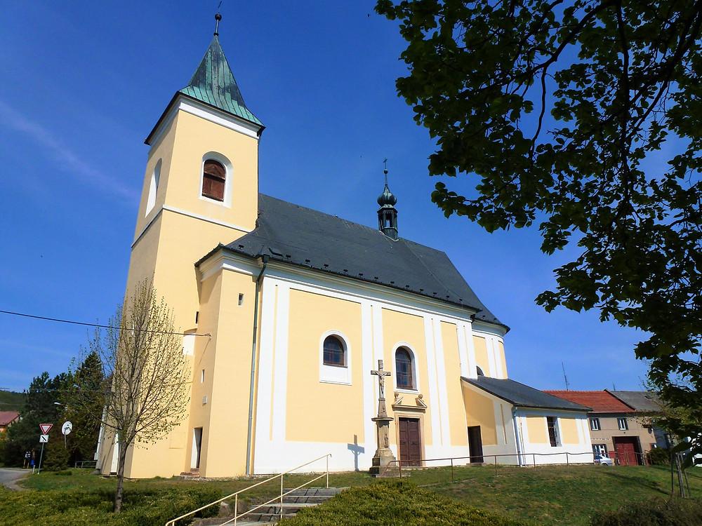 Kostel Narození Panny Marie ve Stařechovicích