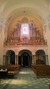 Jedny z mála dochovaných barokních varhan na Moravě najdeme v Dubu nad Moravou