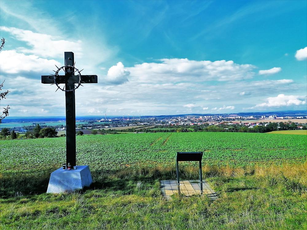 Pamětní kříž Na Švédských šancích