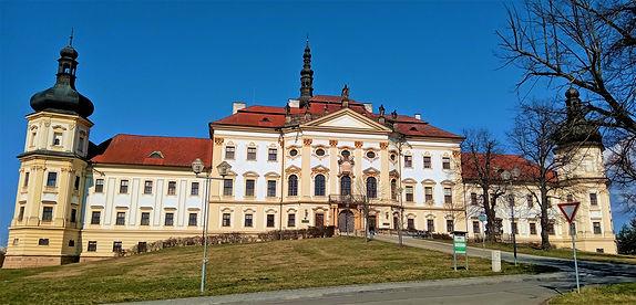 NKP Premonstrátský klášter Hradisko