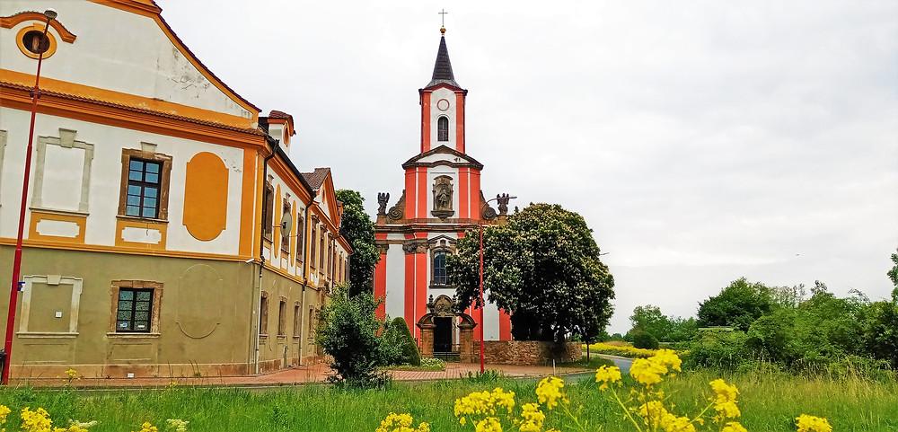 Kostel svatého Václava ve Vysočanech