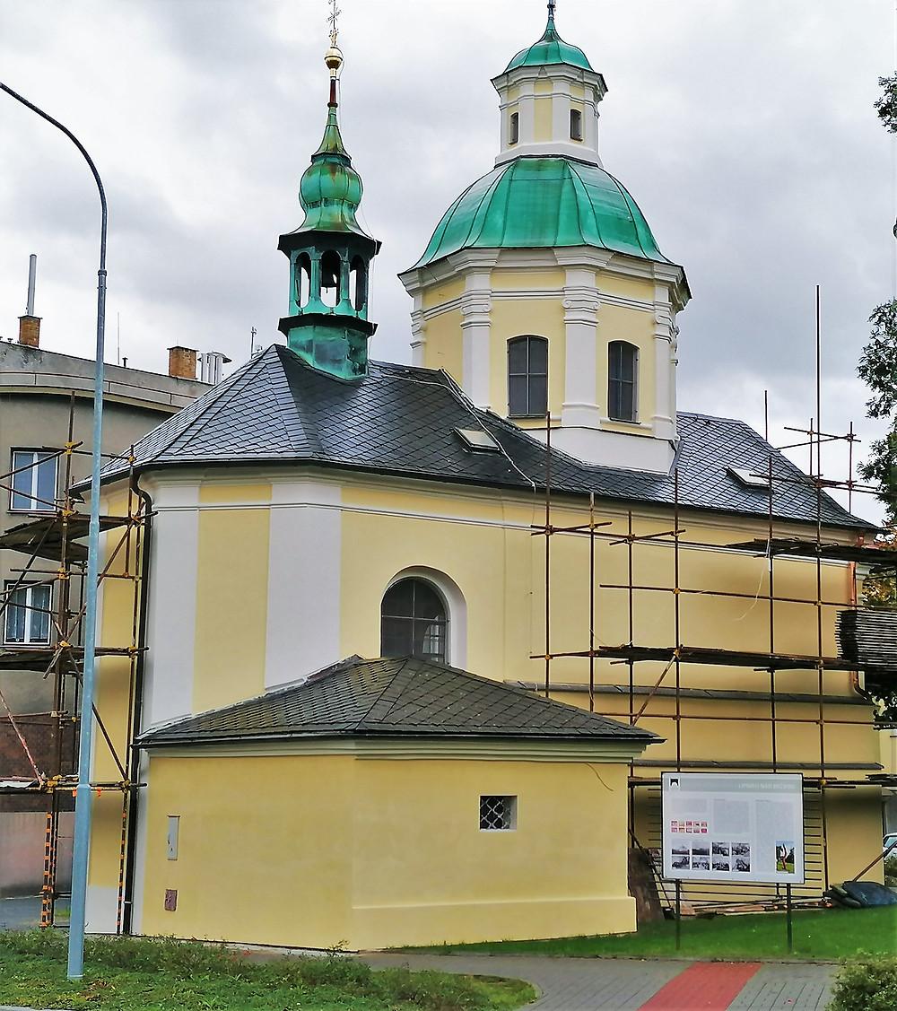Kaple svatého Josefa v Lipníku nad Bečvou