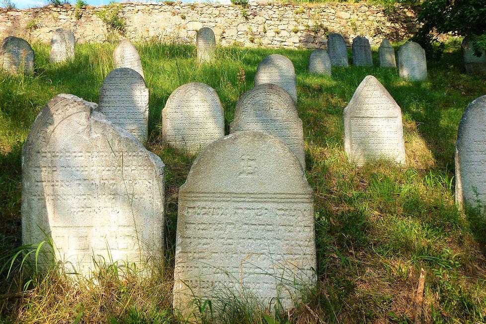 Židovský hřbitov Kolinec (VP).JPG