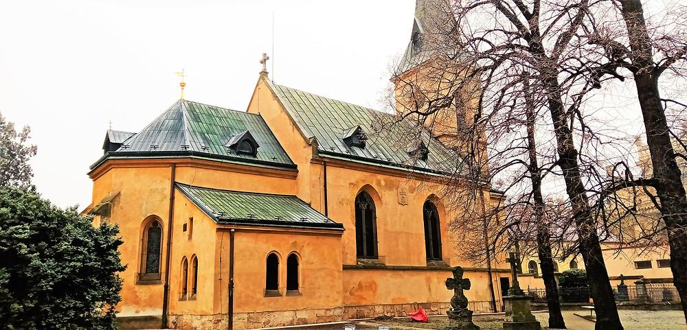 Kostel svatého Jiří Hloubětín