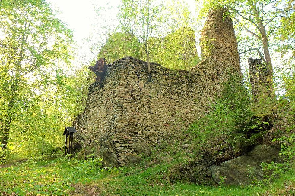 Na zřícenině hradu Pajrek (VP).JPG