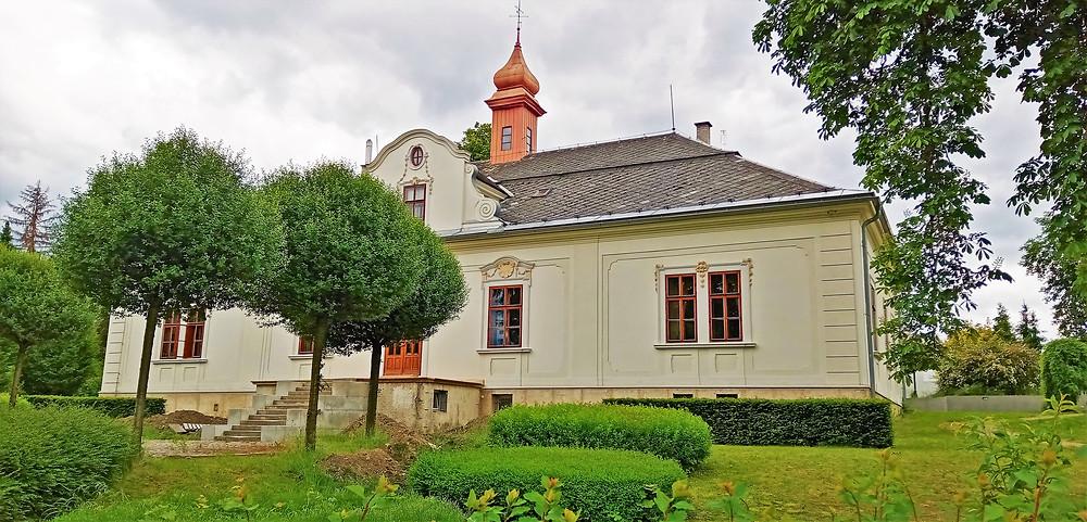 Nejcennější chomutovský dům - Dům se sklípkovou klenbou
