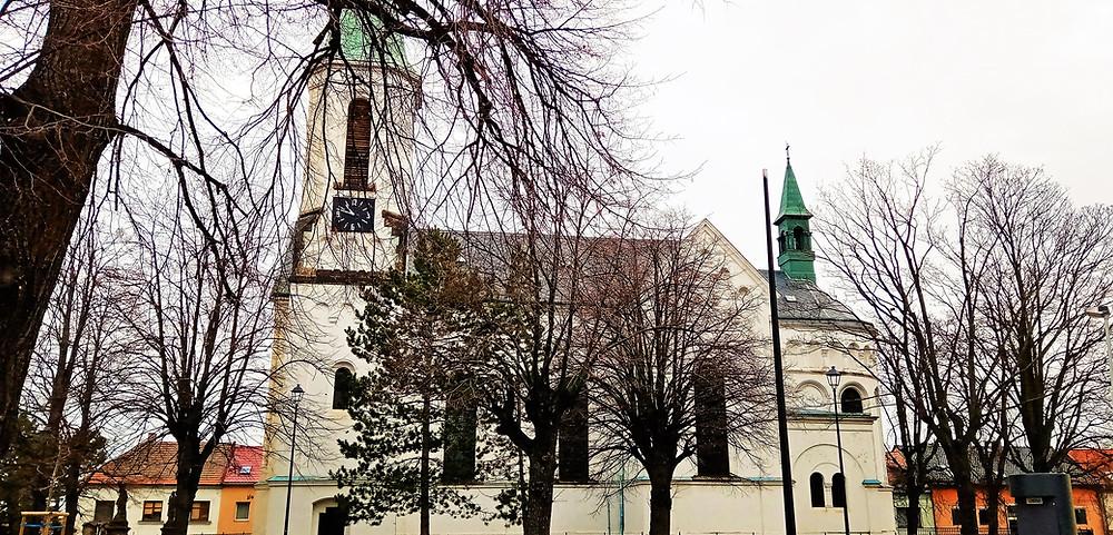Kostel svatého Remigia v Čakovicích