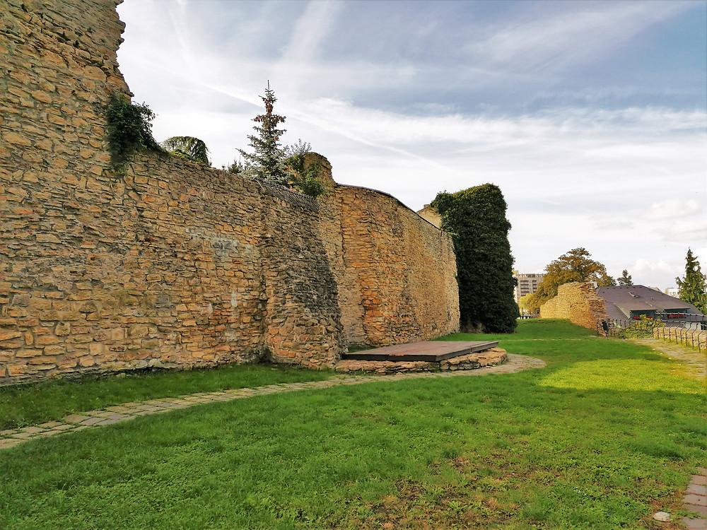 Přerovské hradby