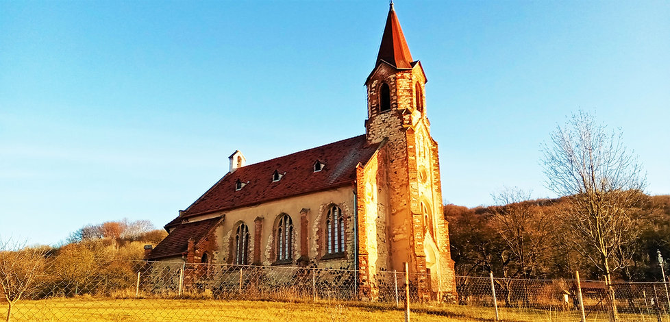 Kostel svatého Augustina v Lužici
