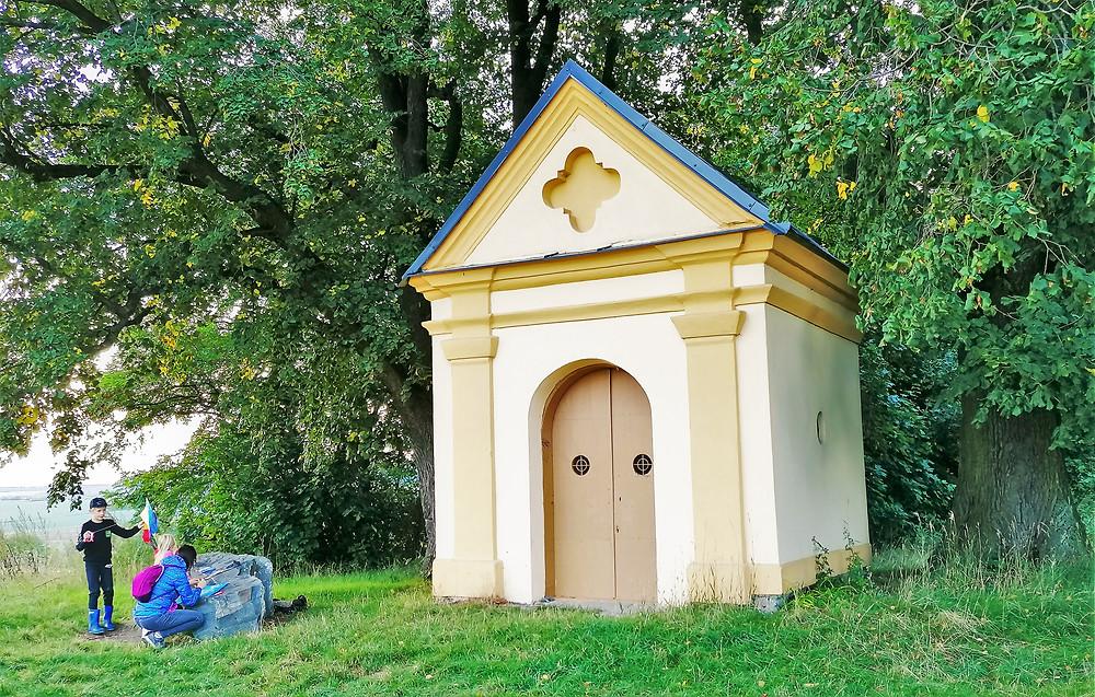 Kaple svaté Anny v Lipníku nad Bečvou