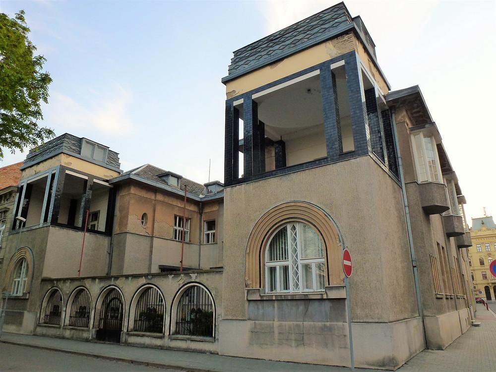 Vila Františka Kovaříka v Prostějově