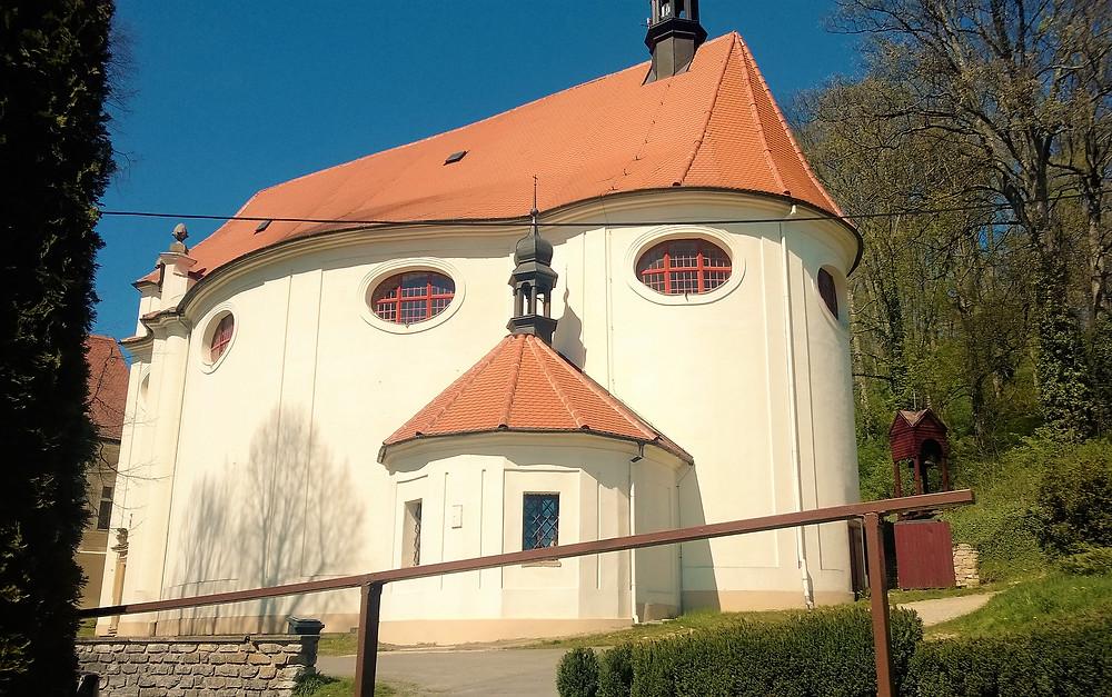 Kostel svatého Libora v Jesenci