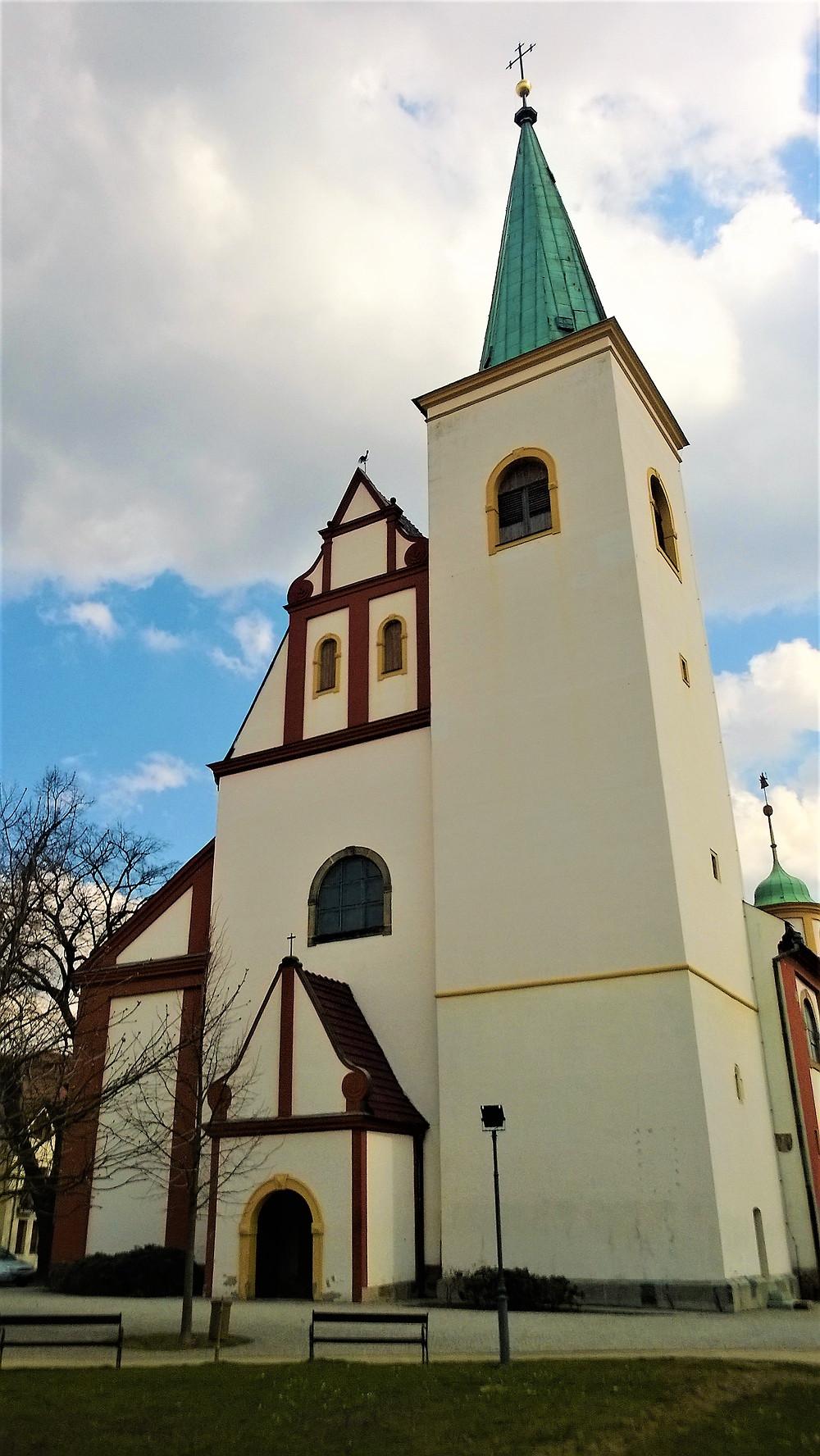 Kostel svatého Marka v Litovli