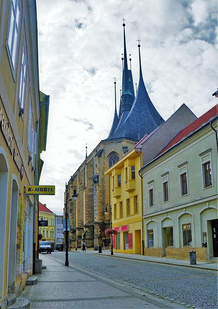 Chrám svatého Mikuláše Louny