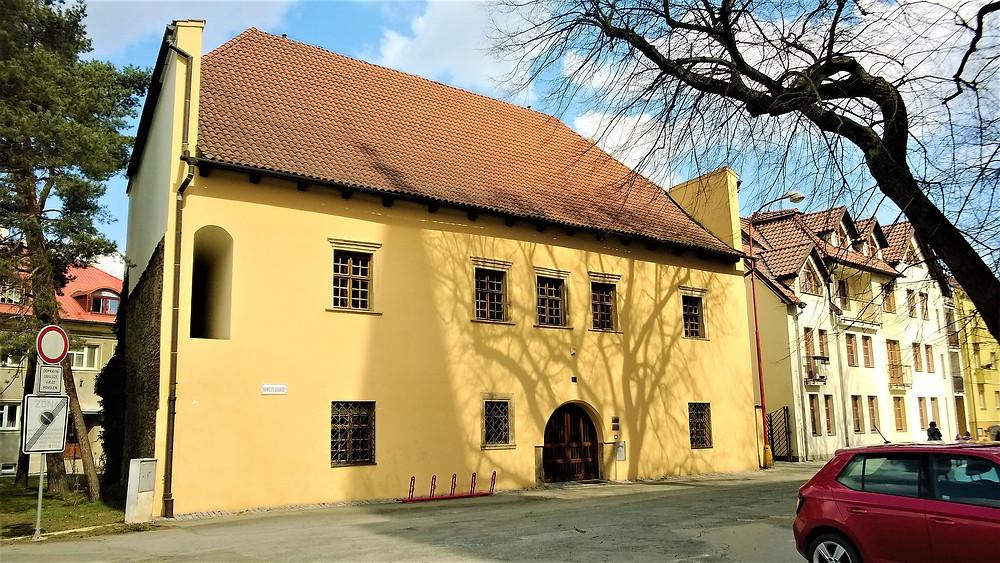 Dům soukenického stavu neboli takzvaný Mazhaus v Litovli