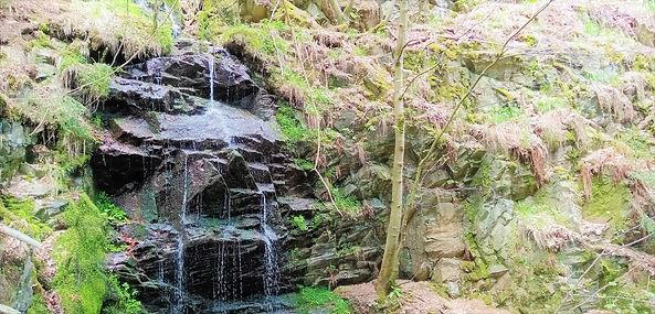 Kyšovický vodopád umí ve vás vyvolat pře