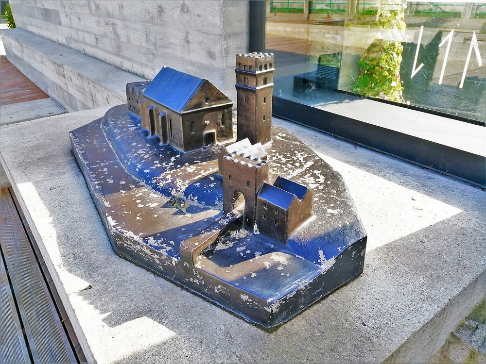 Zobrazení původní podoby centra Jednoty bratrské v Přerově