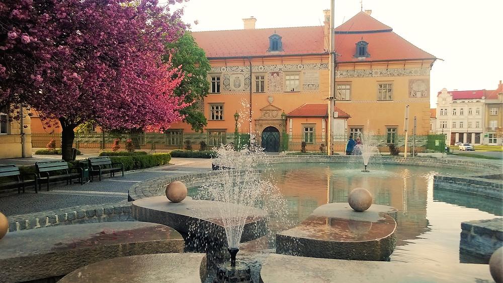Renesanční zámek Prostějov