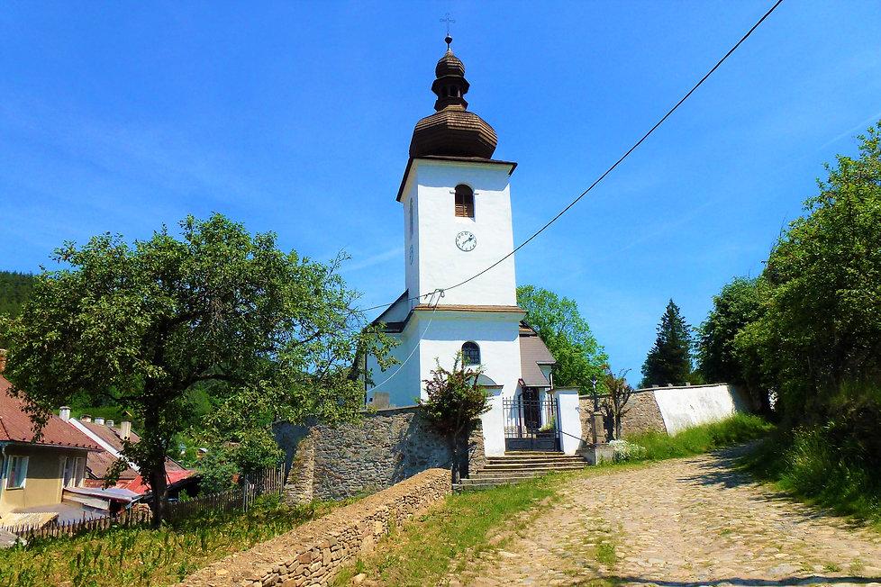 Kostel svatého Bartoloměje v Rejštejně (