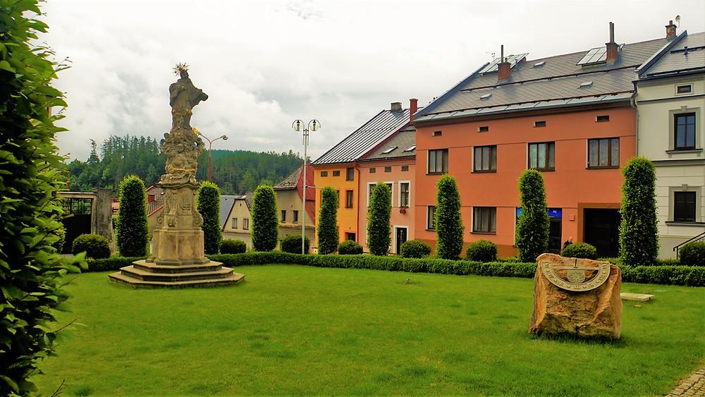 Piaristický klášter a kostel Nanebevzetí Panny Marie v Bílé Vodě
