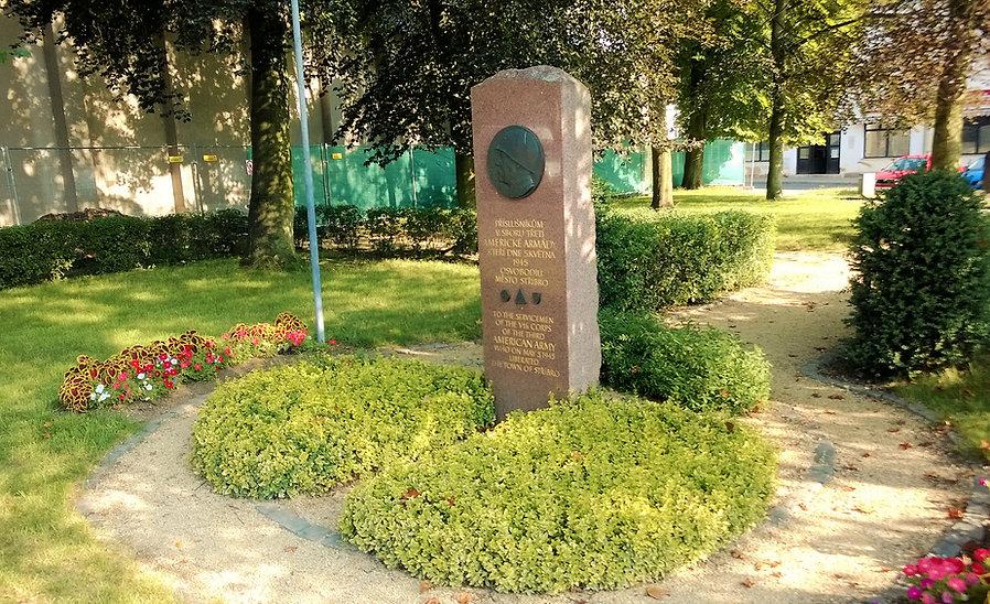 Památník osvobození od americké armády v