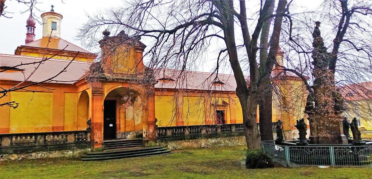 Galerie: Poutní místo Mariánské Radčice