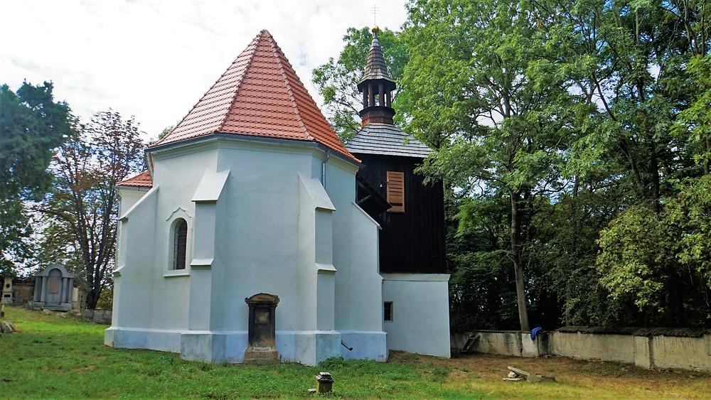 Kostel svatého Martina ve Velemyšlevsi