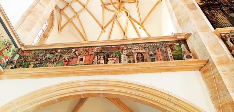 Galerie: Kostel co jel po kolejích