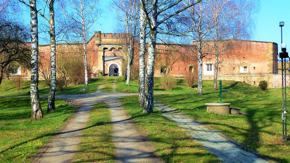 Fort II z Fortového věnce v Olomouci stále využívá armáda