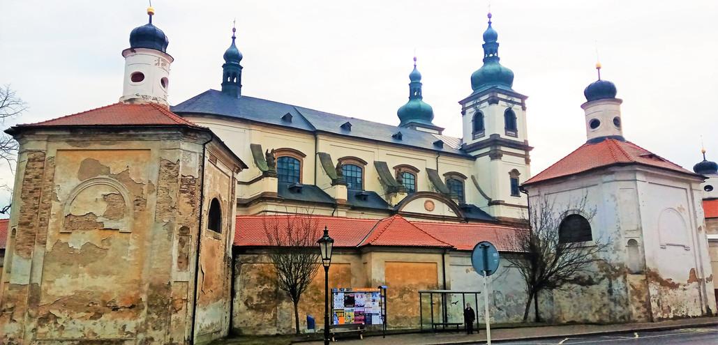 Galerie: Bazilika v Bohosudově