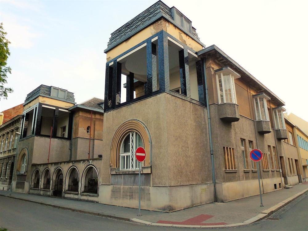 Vila Františka Kovaříka Prostějov