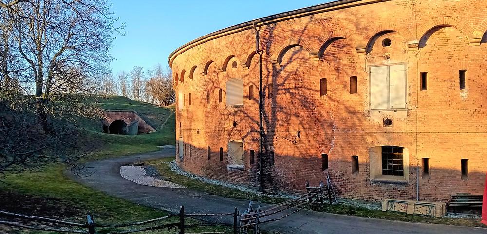 Fort XVII je dnes místem, kde sídlí muzeum historie olomoucké fortové pevnosti