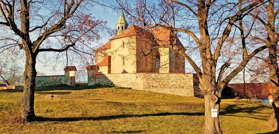 Kostel svatého Jakuba Většího v Bedřicho