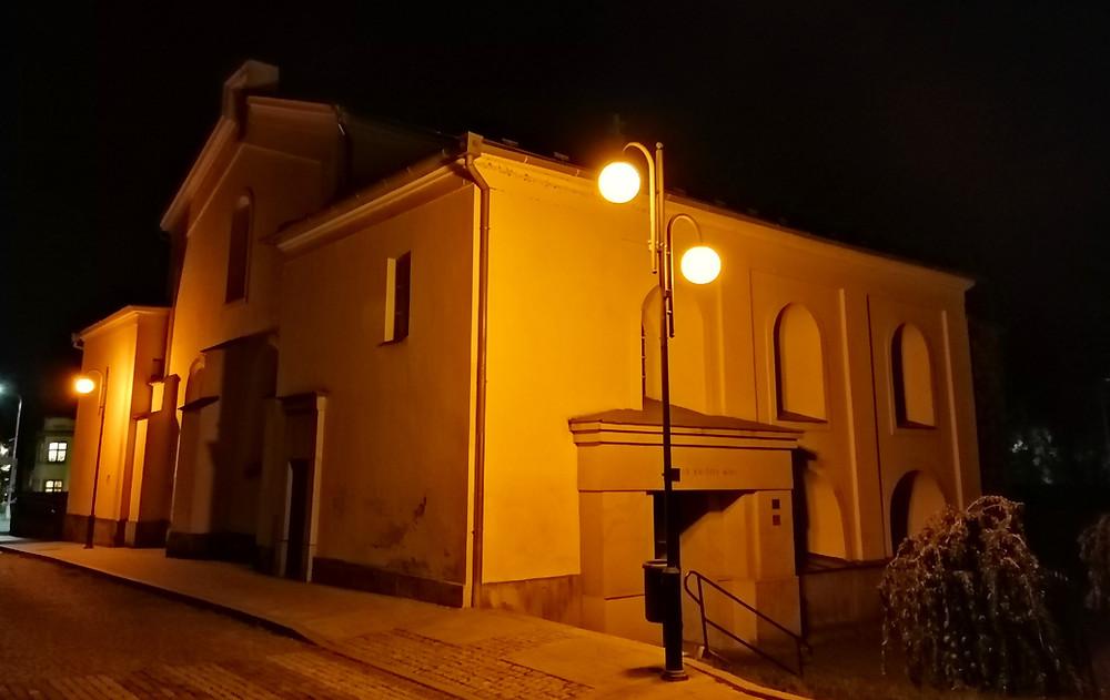 Synagoga v Lipníku nad Bečvou je druhou nejstarší na území České republiky, pochází z roku 1540