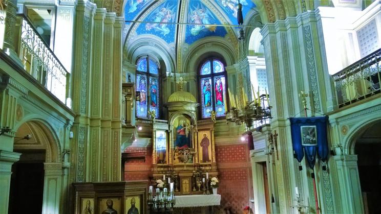 Galerie: Kaple Jména Panny Marie na zámku v Lužanech