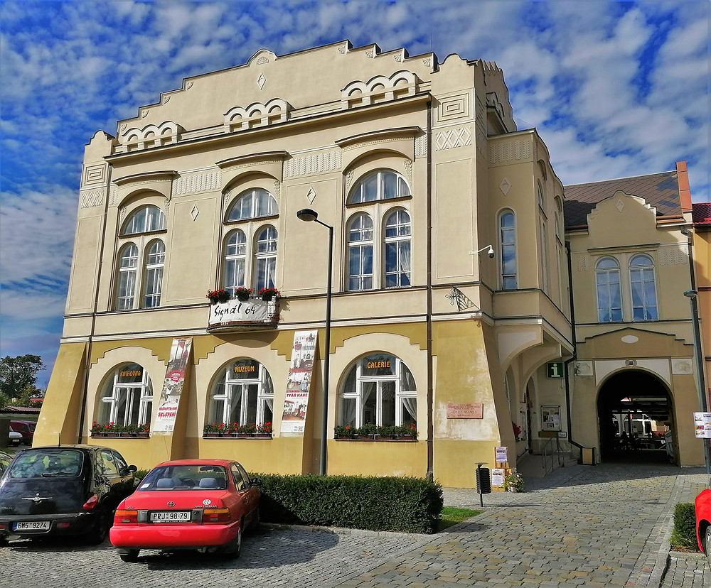 Okresní dům v Kojetíně