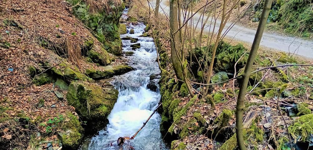 Vodopády Oskavy