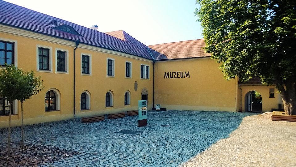 Minoritský klášter ve Stříbře, dnes muze